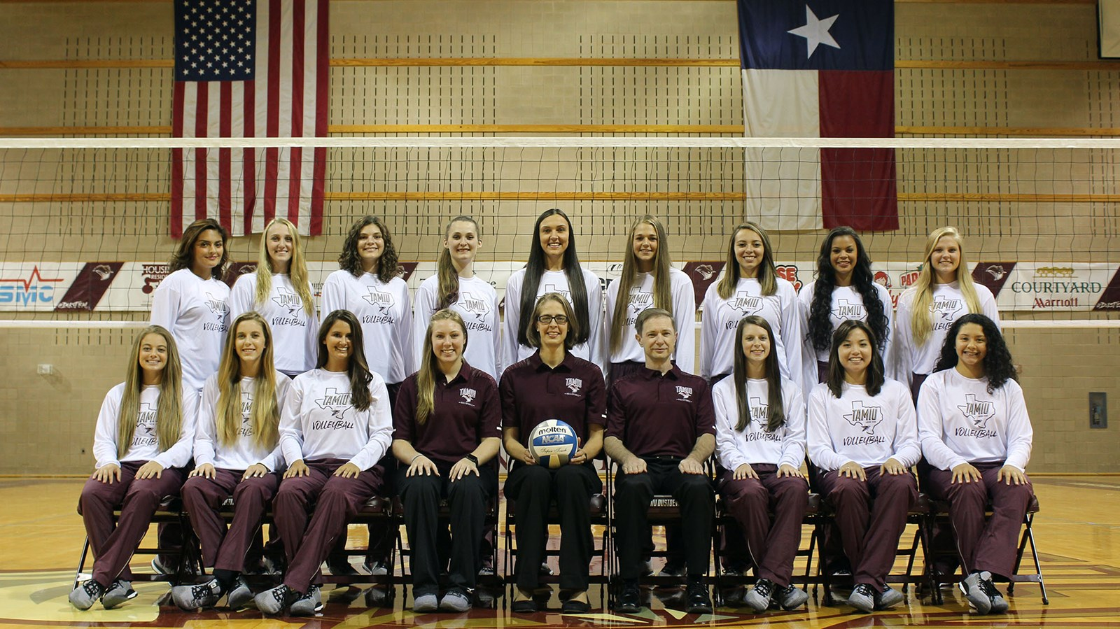 Kaitlyn Rogers Volleyball Texas A M Athletics Home Of The 12th Man